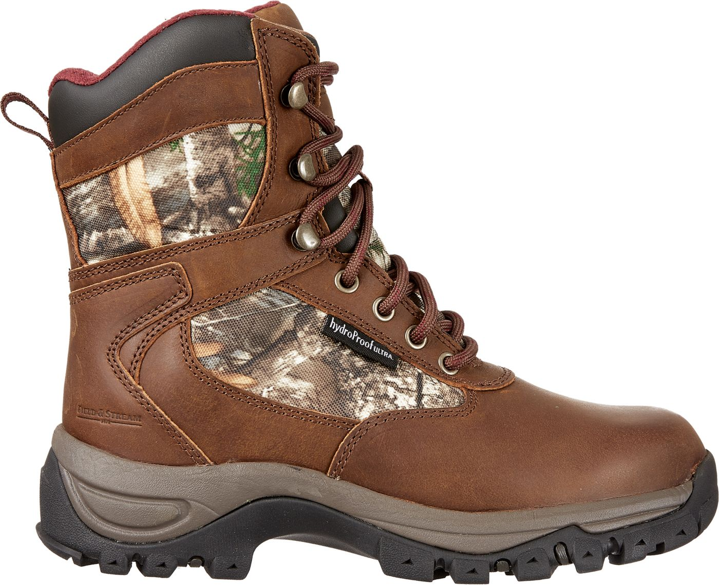 Field & Stream Women's Game Trail 800g Waterproof Hunting Boots