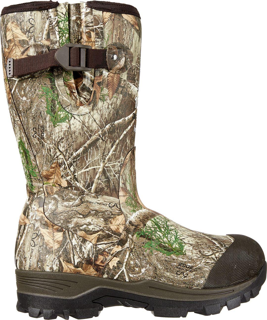 4f8f2d30e51 Field & Stream Women's Swamptracker 1000g RTE Rubber Hunting Boots