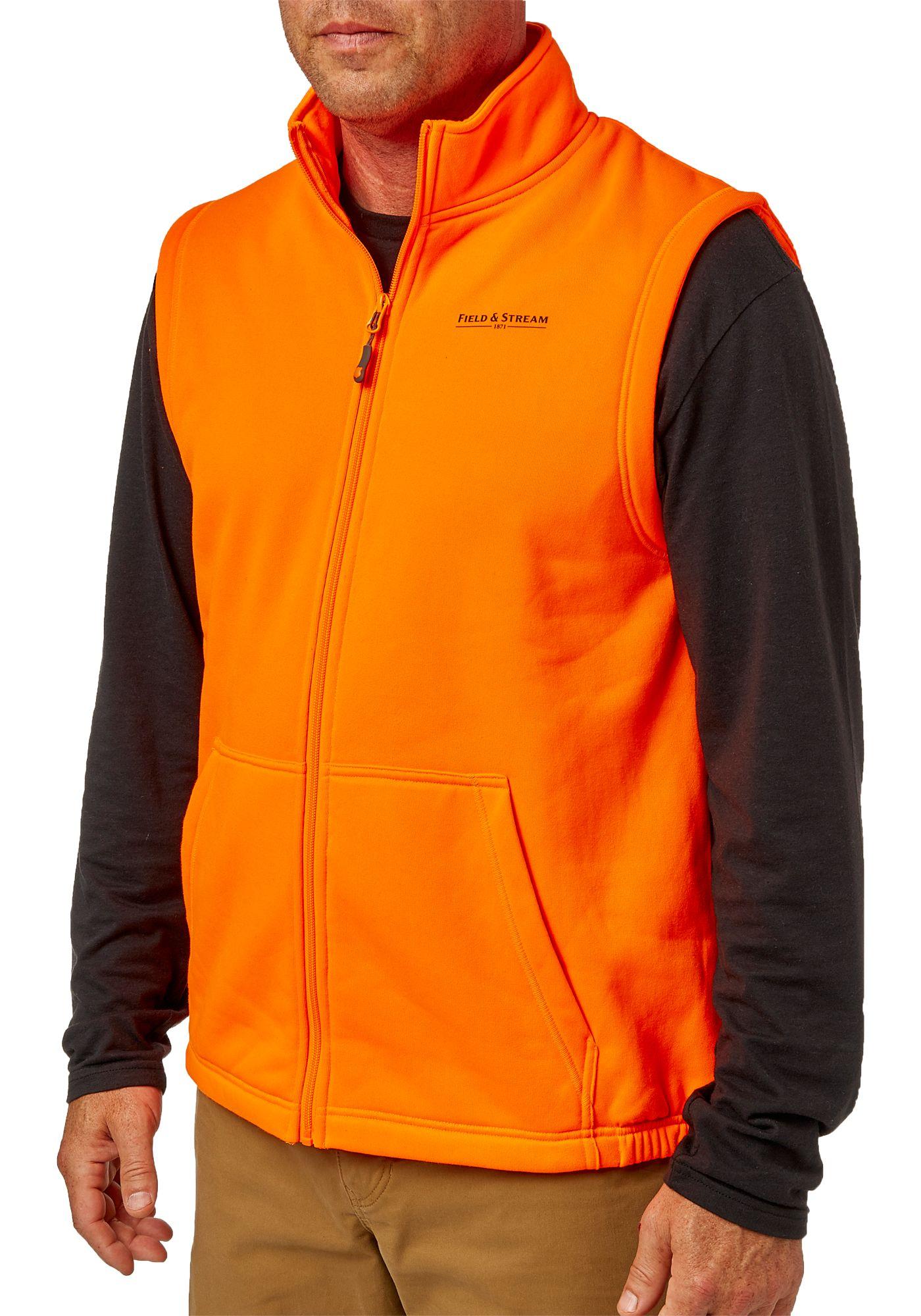 Field & Stream Men's Fleece Blaze Vest