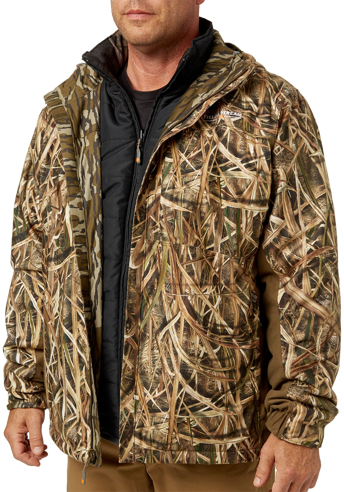 Field & Stream Men's Command Hunt Reversible 5 in 1 System Hunting Jacket