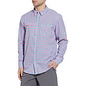 Field & Stream Men's Deep Runner Stretch Long Sleeve Shirt (Regular and Big & Tall)