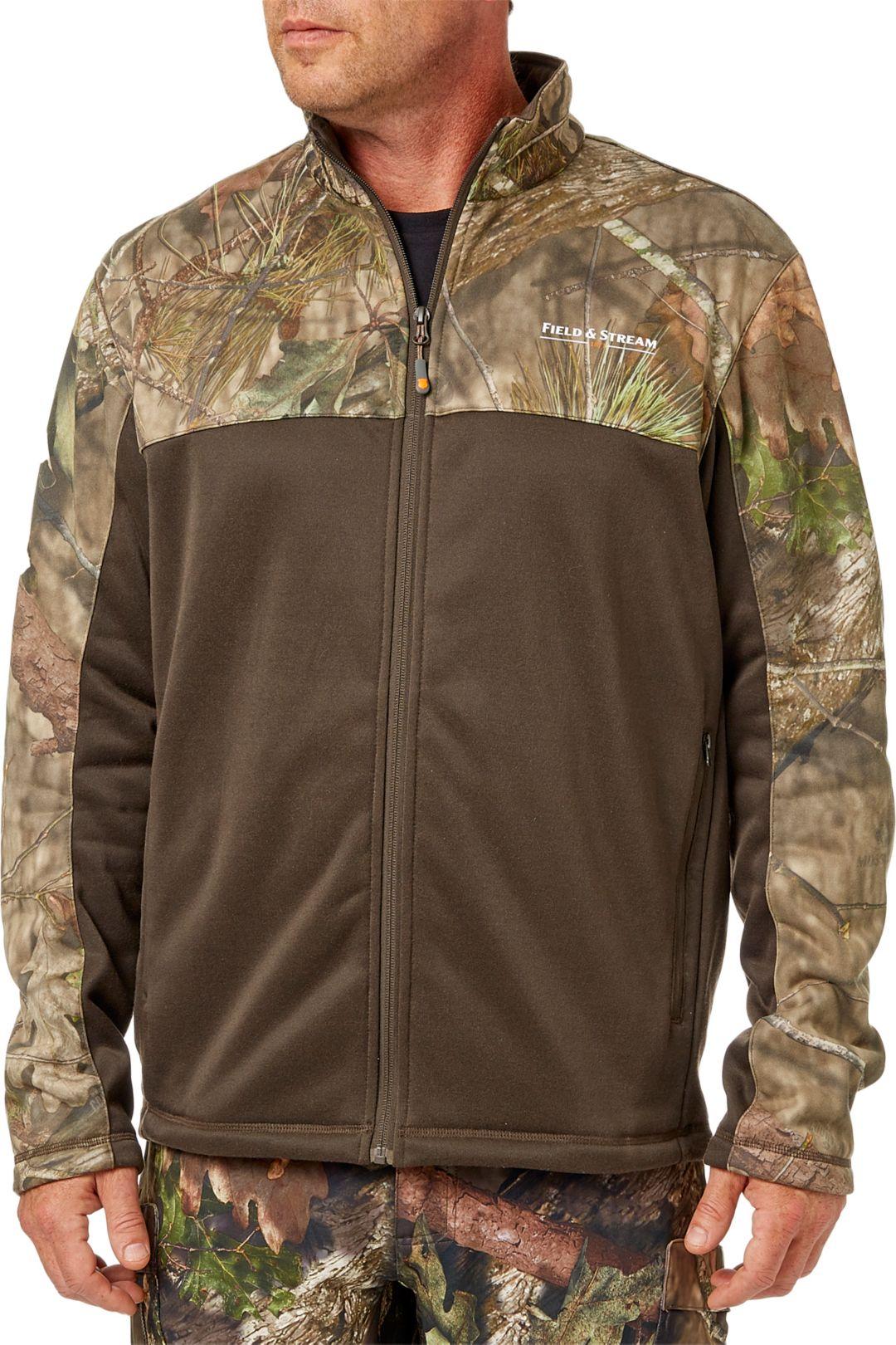 0ac797358ad57 Field & Stream Men's Fleece Hunting Jacket | DICK'S Sporting Goods