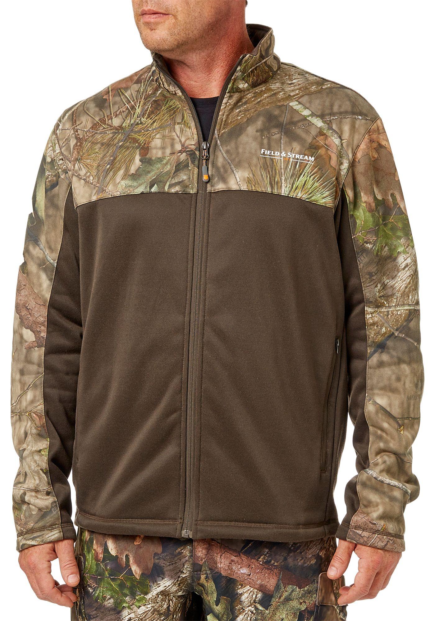 Field & Stream Men's Fleece Hunting Jacket