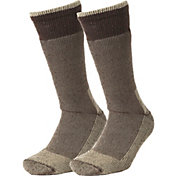 Field & Stream Heavyweight Wool Crew Socks 2 Pack