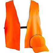 Field & Stream Blaze Hat and Vest Combo