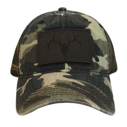 Field & Stream Camo Waxed Patch Hat