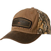 Field & Stream Men's Camo Waxed Patch Hat