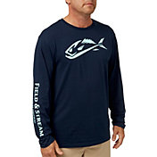 Field & Stream Men's Long Sleeve Graphic Shirt