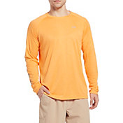 Field & Stream Men's Heathered Long Sleeve Tech T-Shirt