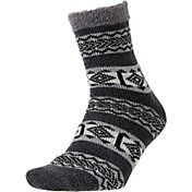 Field and Stream Men's Nordic Stripe Cozy Cabin Socks