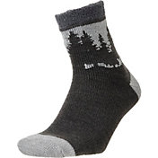 Field and Stream Men's Pine Tree Cozy Cabin Socks