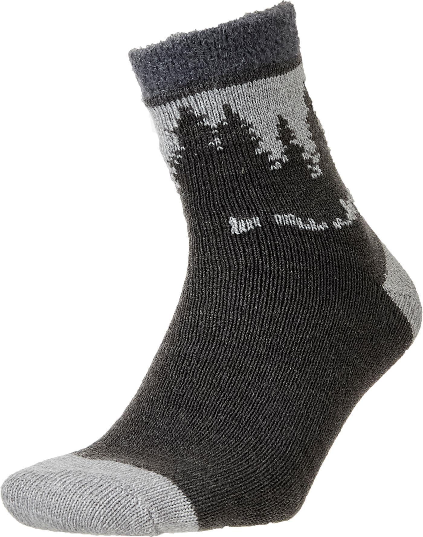Field and Stream Men's Pine Tree Cozy Cabin Socks