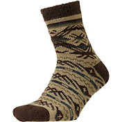 Field and Stream Men's Tribal Stripe Cozy Cabin Socks