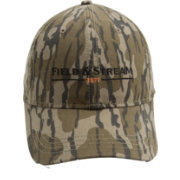 Field & Stream Men's Logo Camo Hat