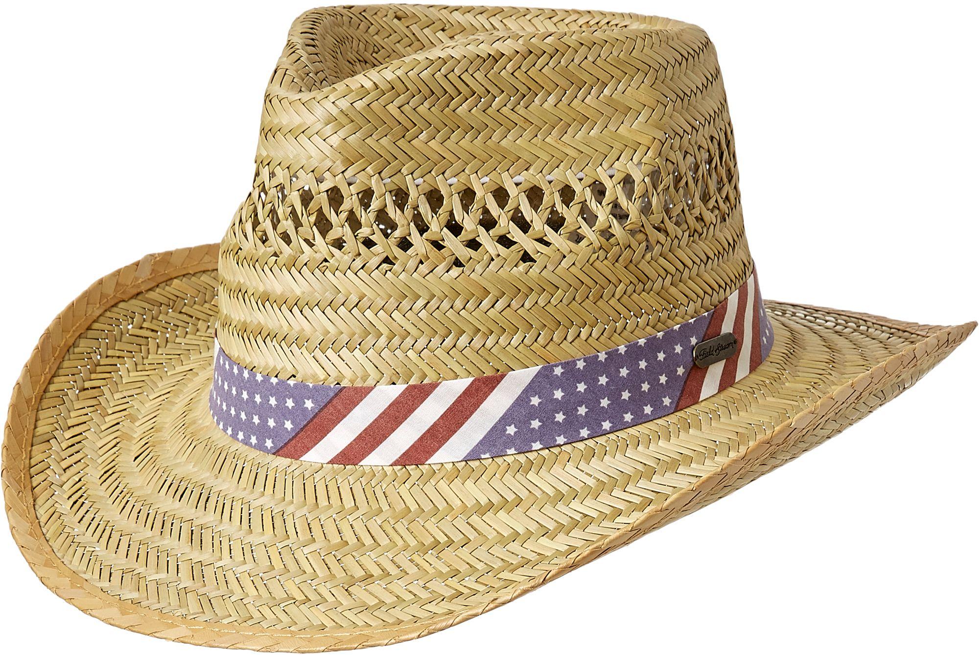 ecc9ee84a40153 Field & Stream Men's Americana Straw Hat | DICK'S Sporting ...