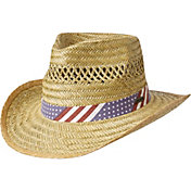 54cddf6d1349c Field   Stream Men s Americana Straw Hat