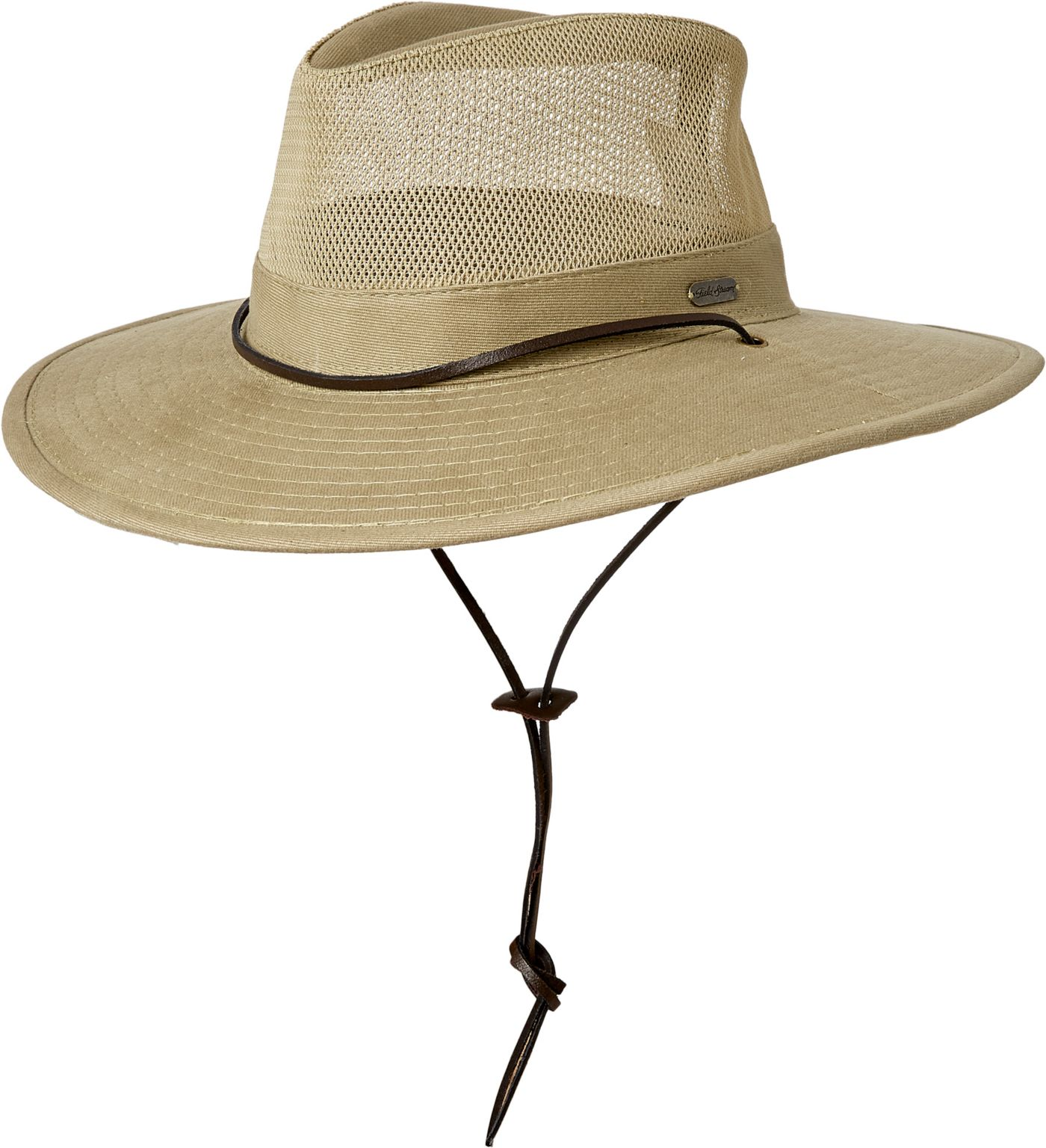 Field & Stream Men's Mesh Safari Hat