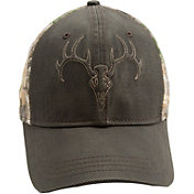 Field & Stream Men's Washed Skull Hat
