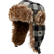 Field & Stream Men's Plaid Trapper Hat