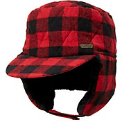 32437c4c52e8b Product Image Field   Stream Men s Ear Flap Trapper Hat. Red