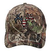 Field & Stream Stretchfit Americana Skull Hat