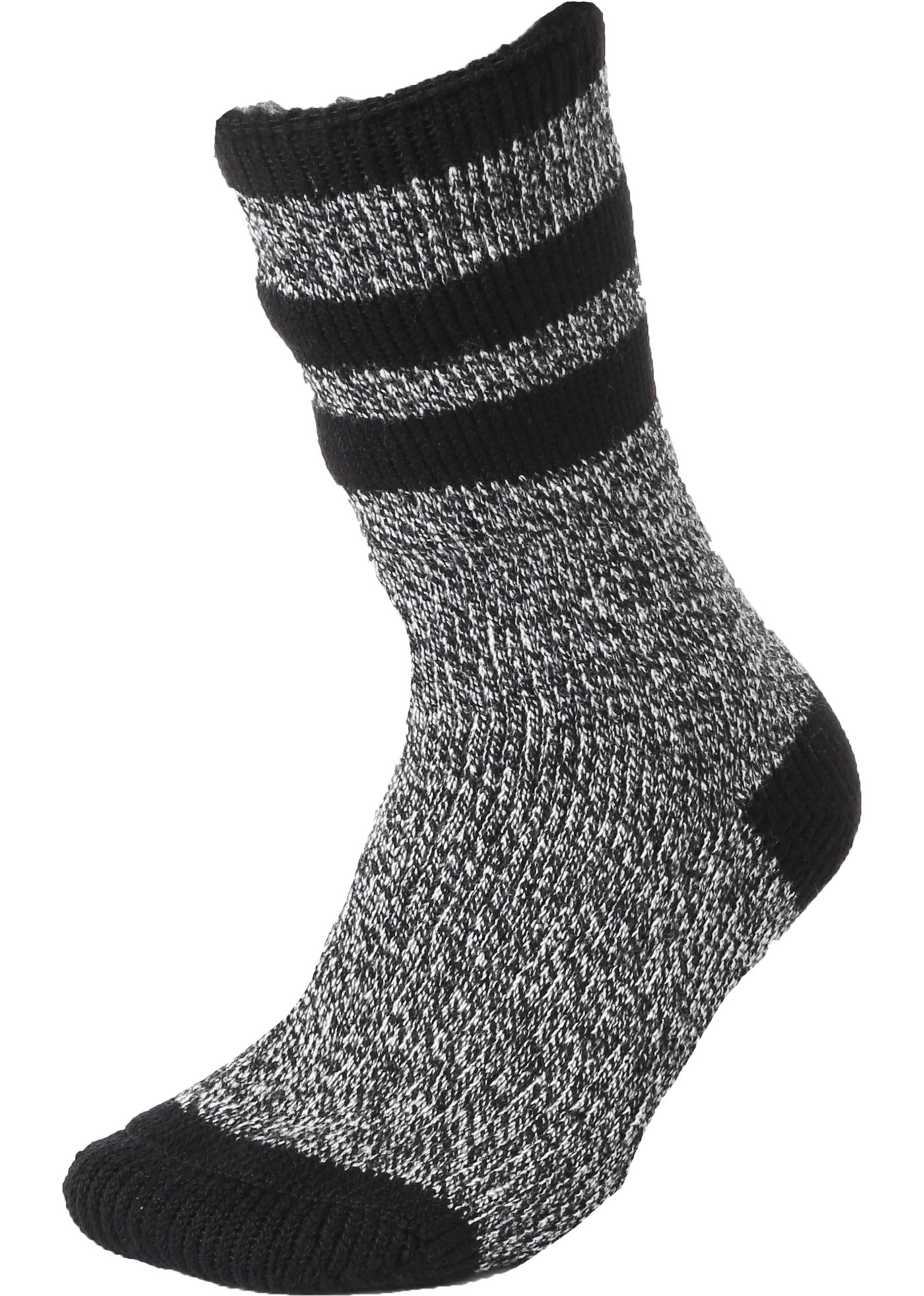 Field & Stream Thermal Heavyweight Brushed Stripe Over the Calf Socks