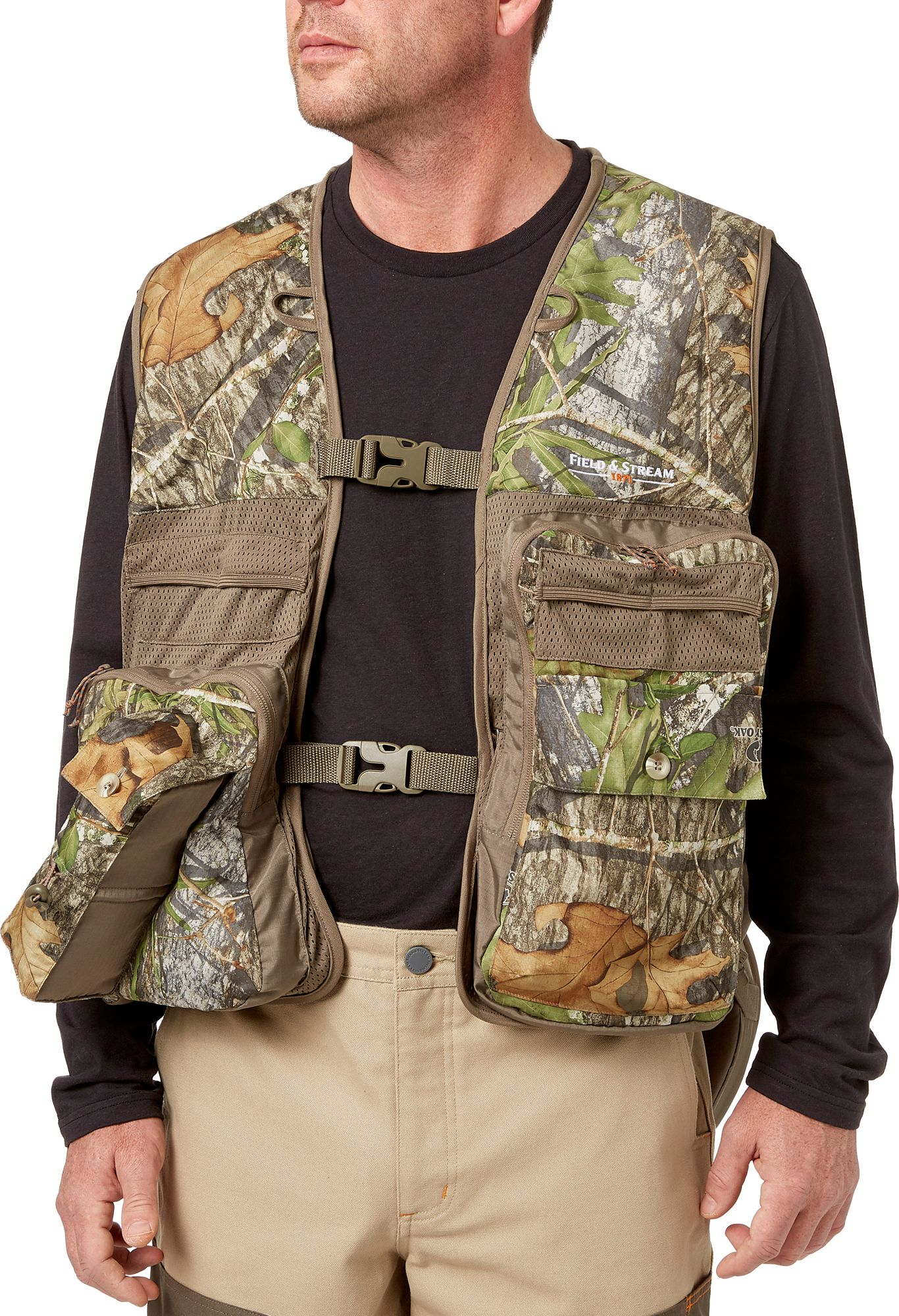 Field & Stream Every Hunt Turkey Vest, Men's, Size: Medium/Large, Green thumbnail