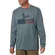 Field & Stream Men's Graphic Long Sleeve Shirt