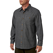 Field & Stream Men's Textured Woven Long Sleeve Shirt