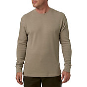 Field & Stream Men's Long Sleeve Waffle Crew Neck Shirt