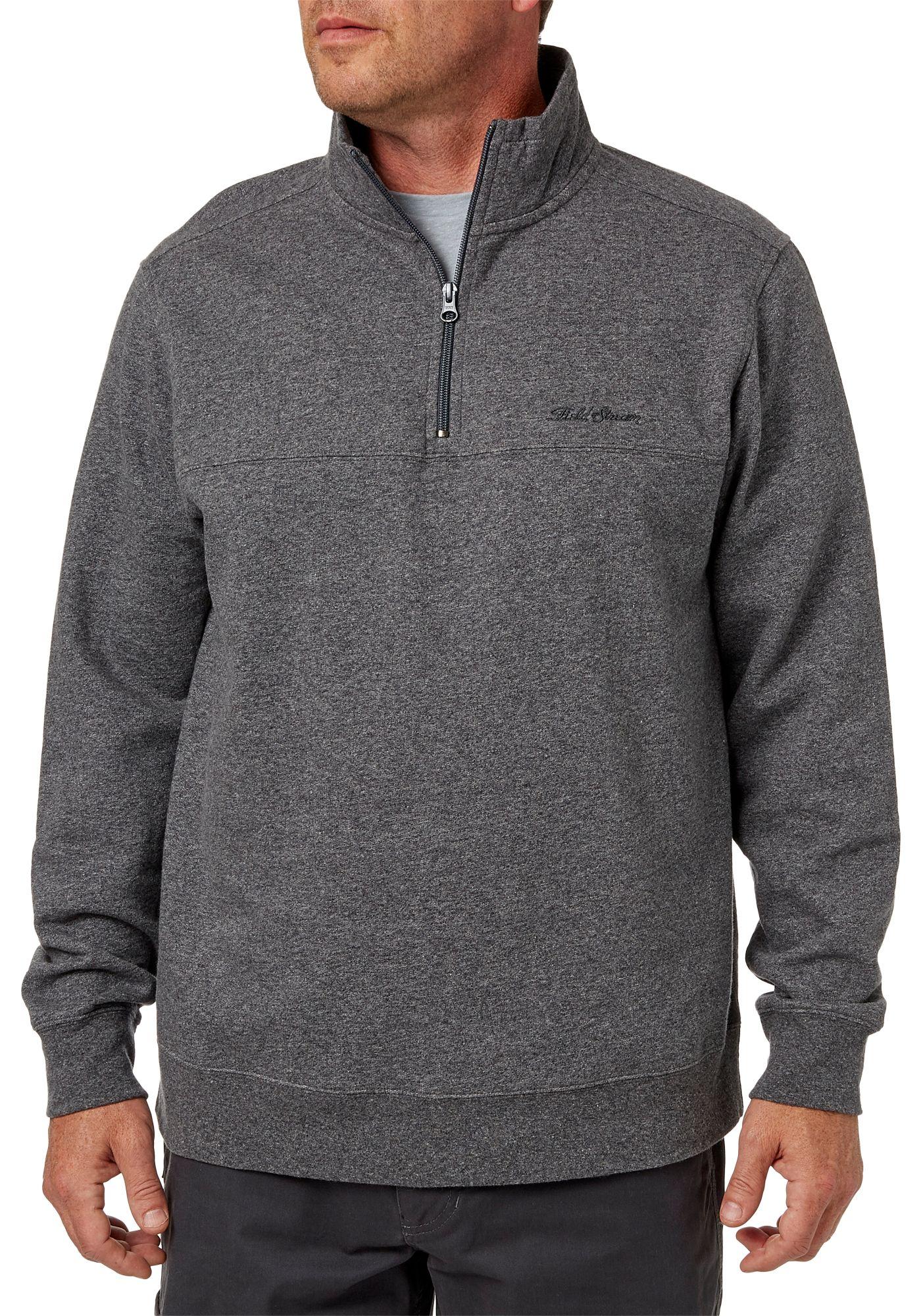 Field & Stream Men's Quarter-Zip Fleece Pullover