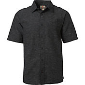Field & Stream Men's Woven Short Sleeve Button Down Shirt