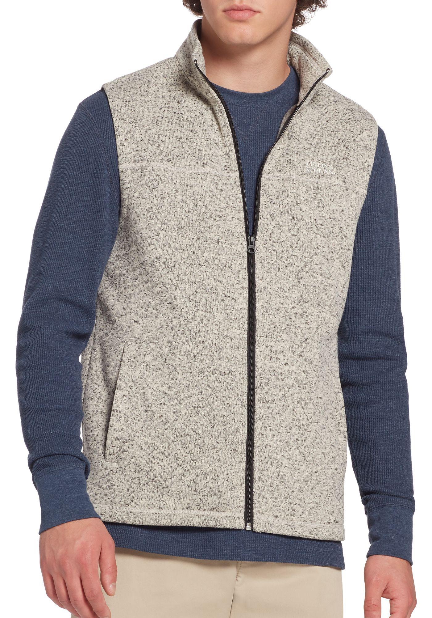Field & Stream Men's Fleece Sweater Vest