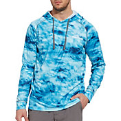 Field & Stream Men's Evershade Long Sleeve Tech Hoodie- Print