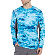 Field & Stream Men's Evershade Long Sleeve Tech Tee-Print