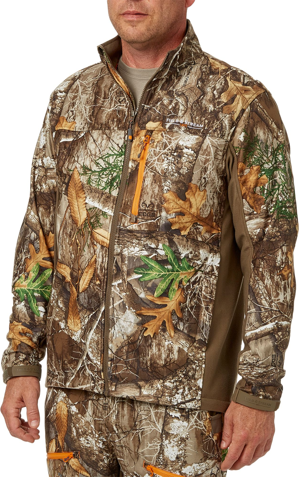 Field & Stream Men's Every Hunt Softshell Jacket, Medium, Multi