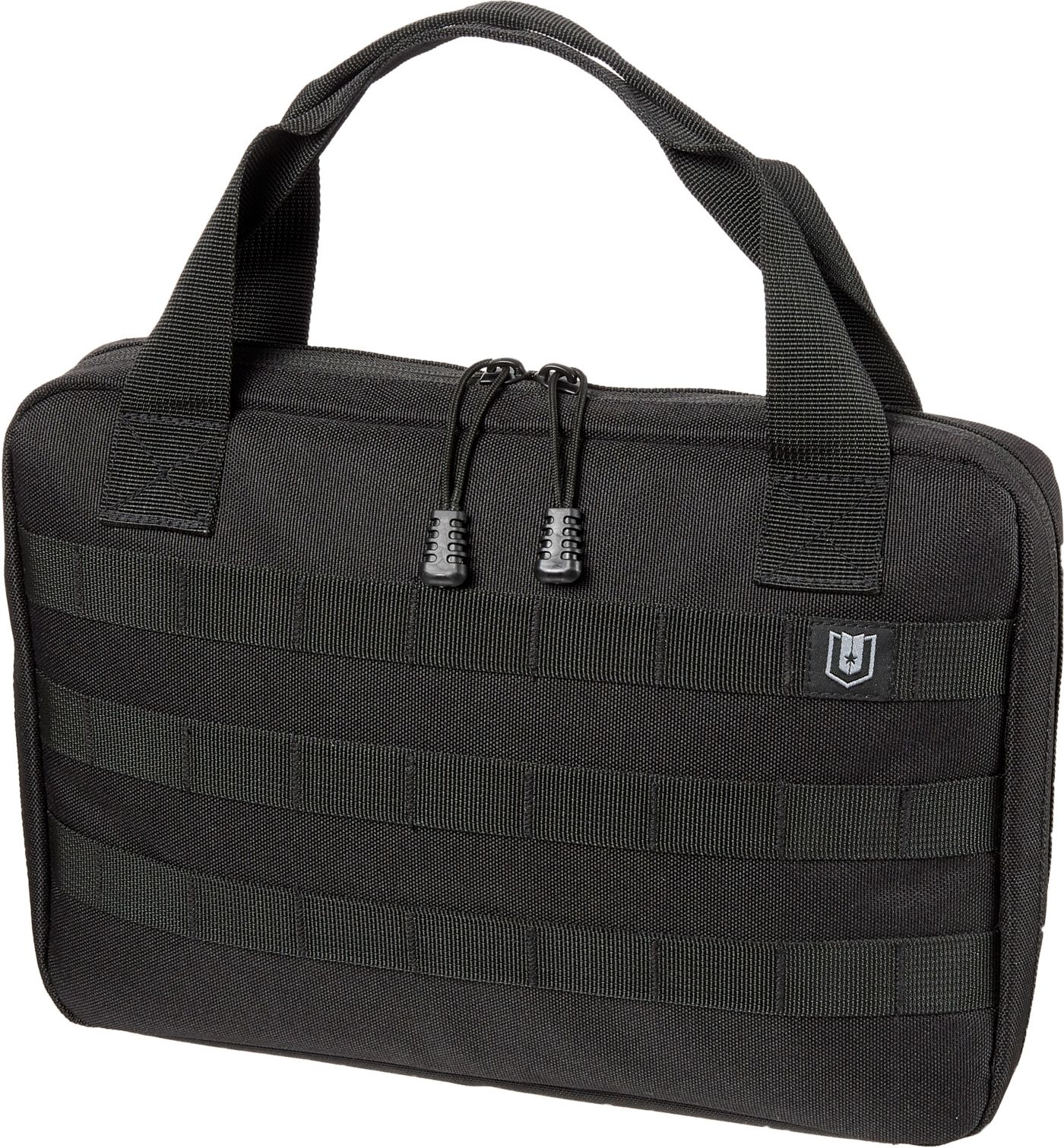 F&S Black Shield Handgun Case