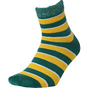 Field and Stream Rugby Stripe Cozy Cabin Crew Socks