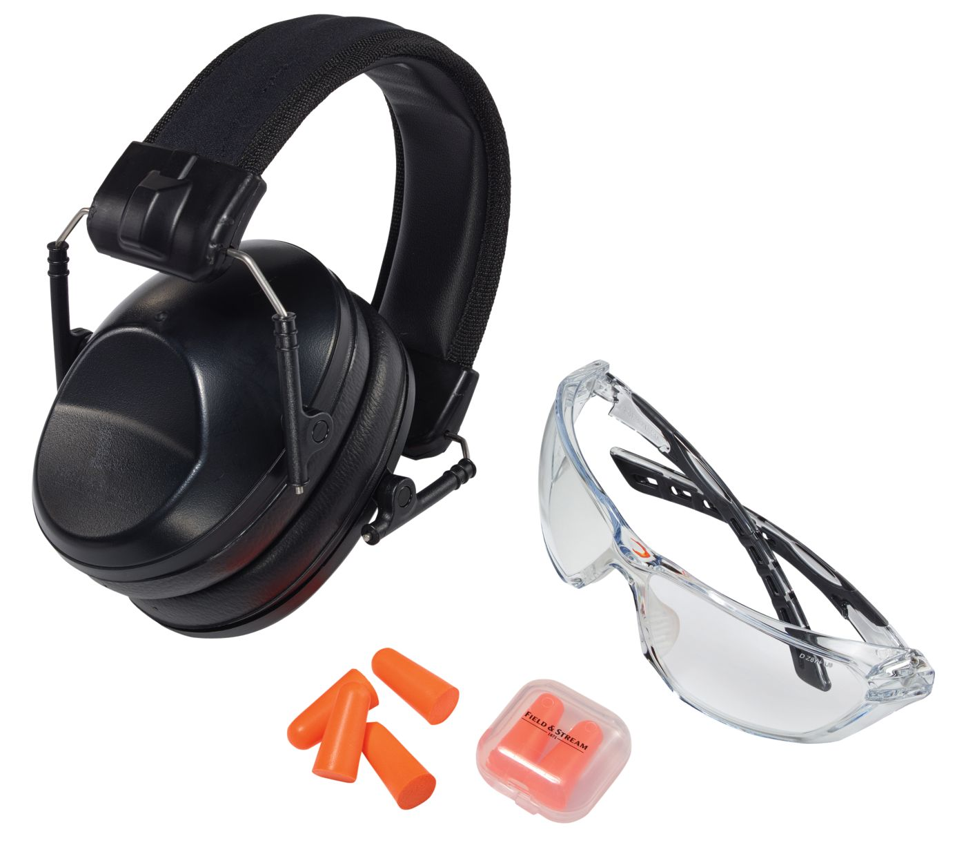 Field & Stream Eye and Ear Protection Kit