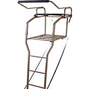 Field & Stream Lookout Deluxe 15' Ladder Stand – Ergo Mesh Seat