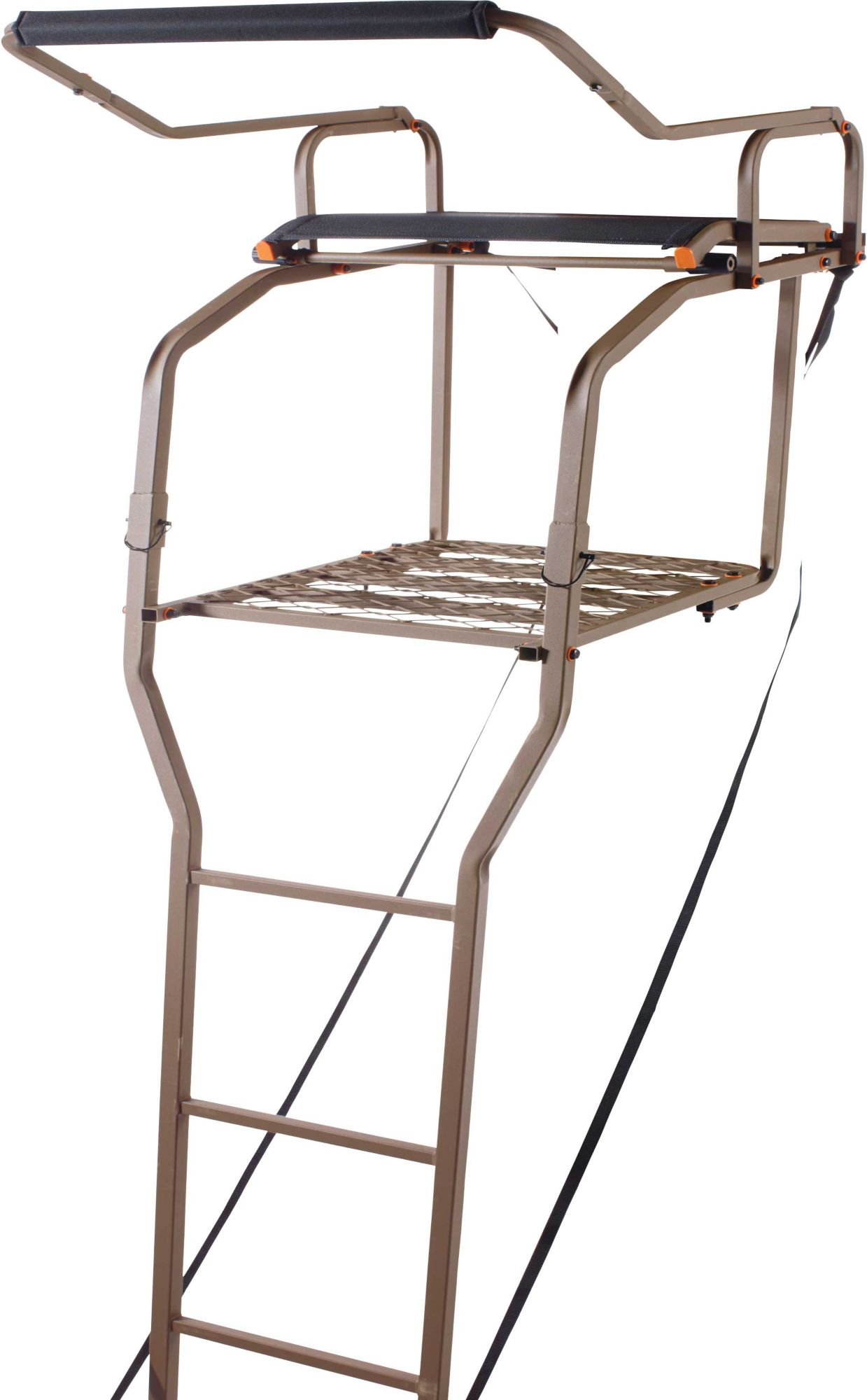 Field & Stream Lookout Deluxe 15′ Ladder Stand – Ergo Mesh Seat