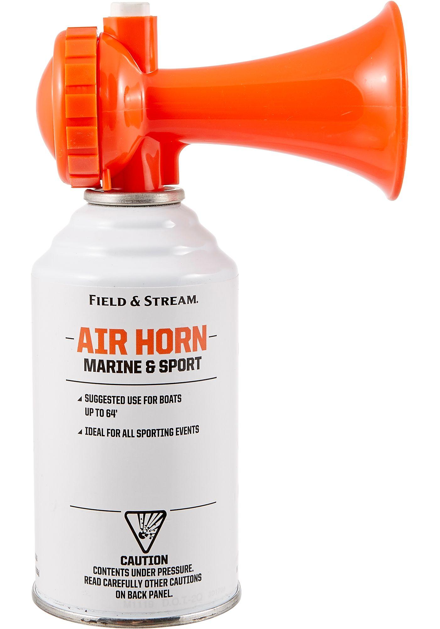Field & Stream Marine & Sport Large Air Horn