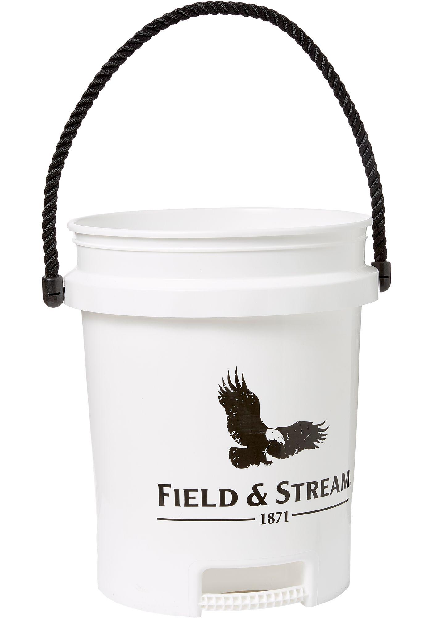Field & Stream Rope Bucket