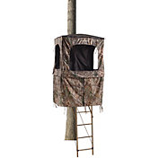 Field & Stream Outpost 2X 16' Ladder Stand & Blind Kit – Elite Jaw Truss
