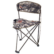 Field & Stream Tripod Backrest Stool