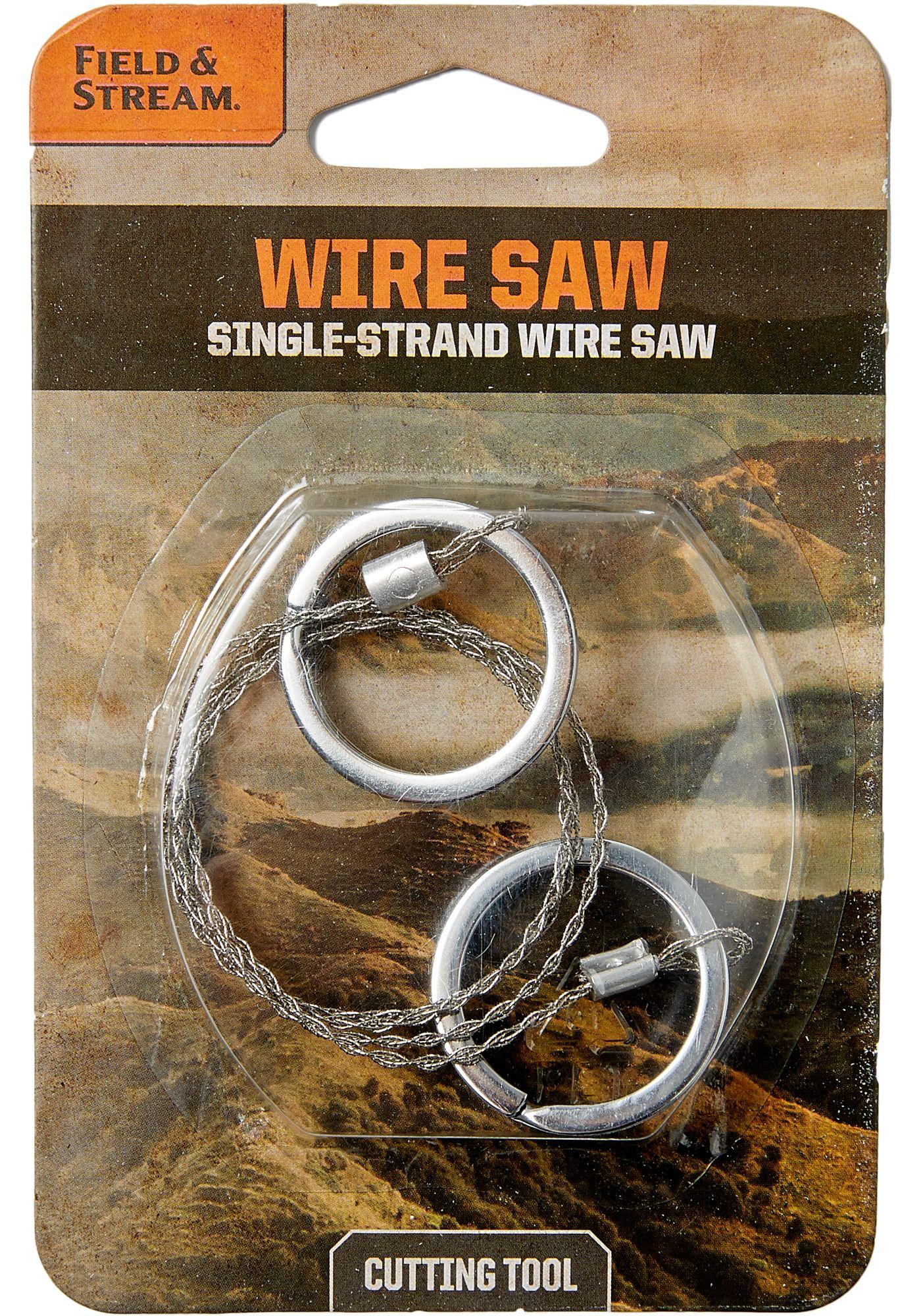Field & Stream Wire Saw