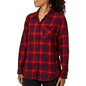 Field & Stream Women's Classic Lightweight Flannel