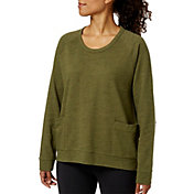 Field & Stream Women's French Terry Pullover Shirt