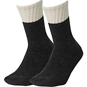 Field & Stream Women's Heavyweight Thermal Over The Calf Socks 2 Pack