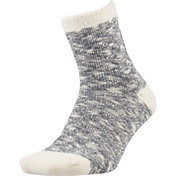 Field and Stream Women's Cable Knit Cozy Cabin Crew Socks